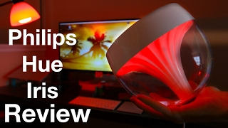 Philips Hue Iris Review
