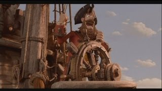 euronews cinema - The Pirates - Band of Misfits!