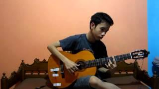 (Joget Cesar) Buka Dikit Joss - Marko Savana (Classical Guitar)