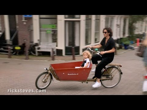 Amsterdam, Netherlands: Bike Culture