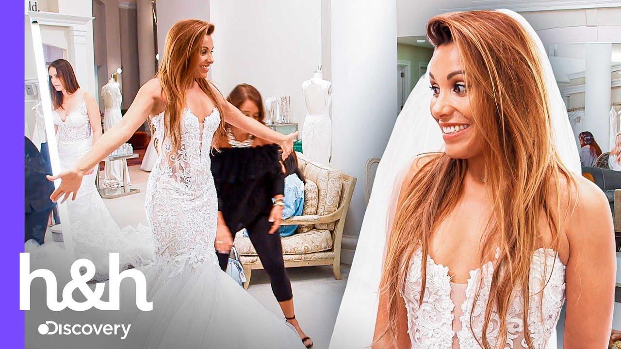 Un vestido de novia sin extravagancia | Vestido de Novia | Discovery H&H