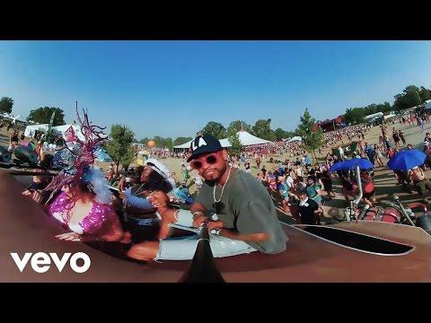 Miguel - waves (Bonnaroo Surprise Performance in 360)
