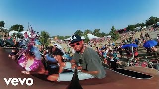 Miguel - waves (Bonnaroo Surprise Performance in 360)