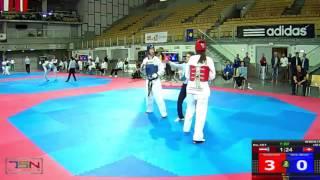 307 Huck Melanie (SUI) vs Großschedl Josefa (AUT) 05
