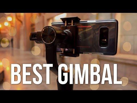 Camera Gimbals for Smartphones