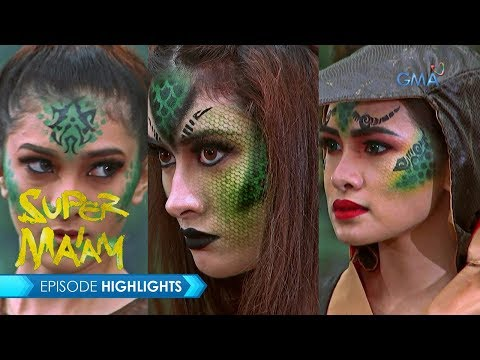 Super Ma'am: The Snake Sisters