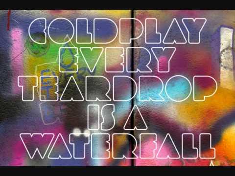 Coldplay - Every Teardrop Is A Waterfall (Pedro Henriques & Adrien Mezsi Mix) Radio Edit