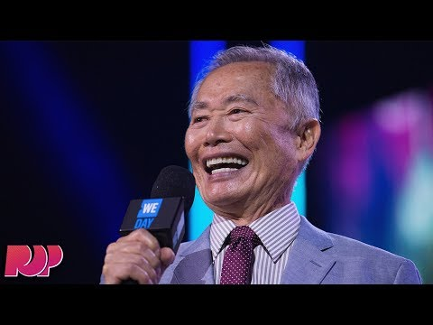 George Takei 'Persuades' Men To Have Sex By Grabbing Them