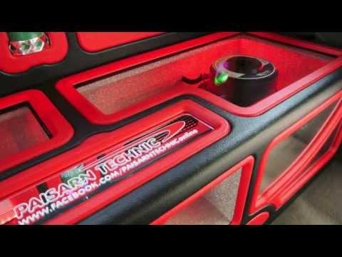 เครื่องเสียงรถยนต์ Isuzu D-Max ไพศาลเทคนิค