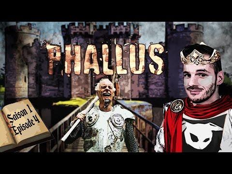 PHALLUS - LE CHEVALIER LANCEPOT l S01-E04 (Reign of king RP)