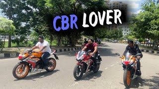 Going to Ride With My Gang | Honda CBR 150r