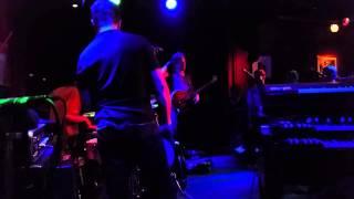 Stanton Moore, Wil Blades, Will Bernard Trio - Guest drummer Roozie - Boom Boom Room - SF 12/14/2014