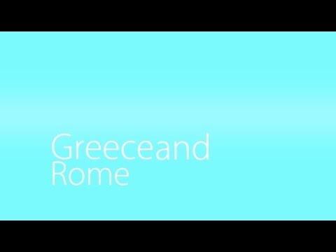 Crash Course: Greece and Rome