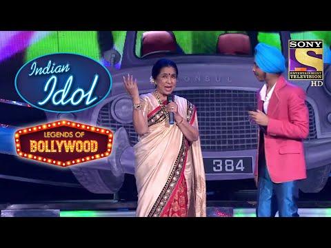 इस Performance नें लगाए चार चाँद | Indian Idol | Legends Of Bollywood