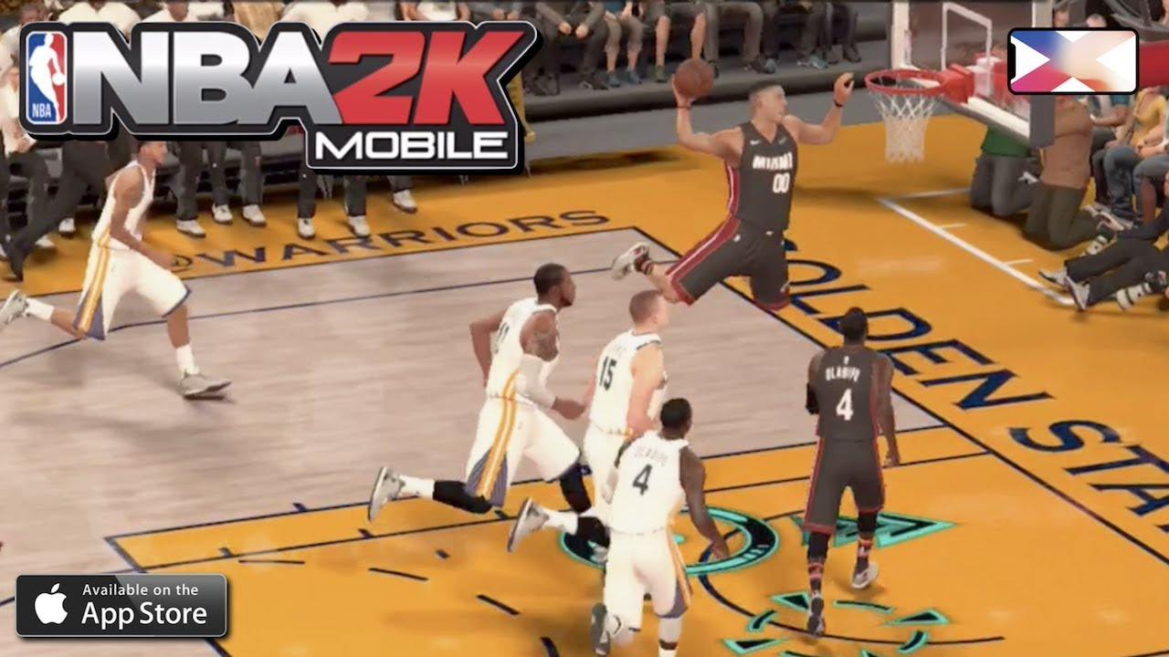 bfdf5c8f402 NBA 2K MOBILE BASKETBALL - League Match-Ups Gameplay Part 6 - YouTube