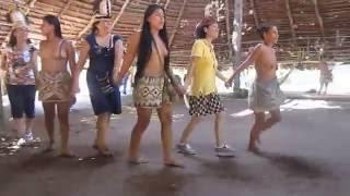 Danza con los Boras Iquitos Peru
