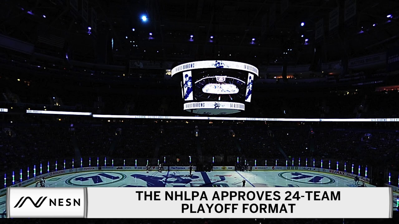 NHLPA Approves Plan For 24-Team Playoff Format