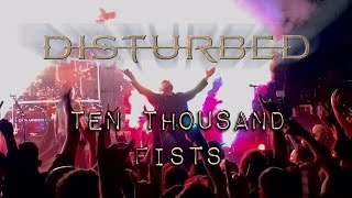 Ten Thousand Fists - Disturbed - Vancouver 2016
