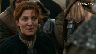 """Catelyn Stark - Jaime Lannister """"And gag him!"""""""