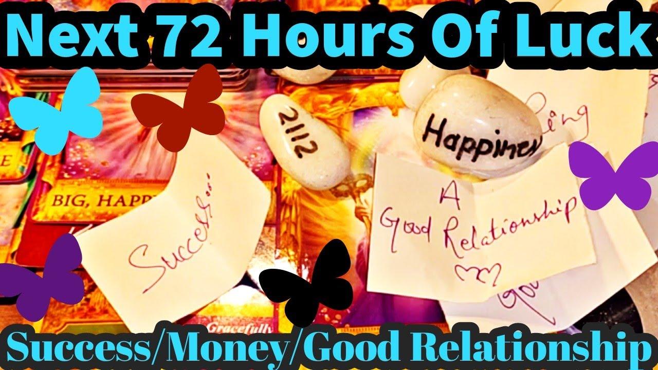 Apke agle 72 ghante kaise rahenge? Next 72 Hours of Luck and Abundance - Timeless Tarot Reading 🌞💃🕺🌞