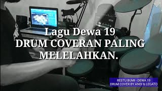 Download Restu Bumi - DEWA 19 (Drum Cover)