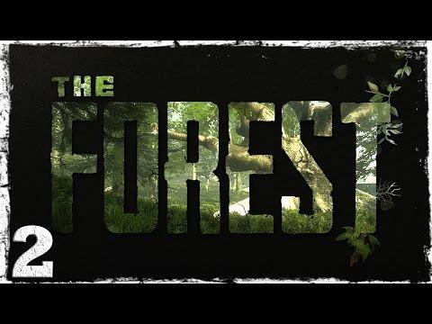 Смотреть прохождение игры [Coop] The Forest. #2: Первые постройки.
