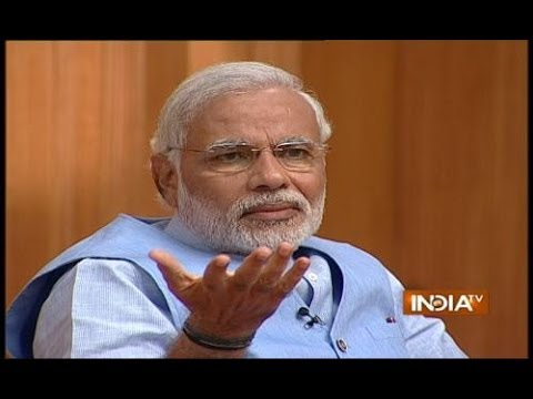 Narendra Modi in Aap Ki Adalat 2014, Part 3