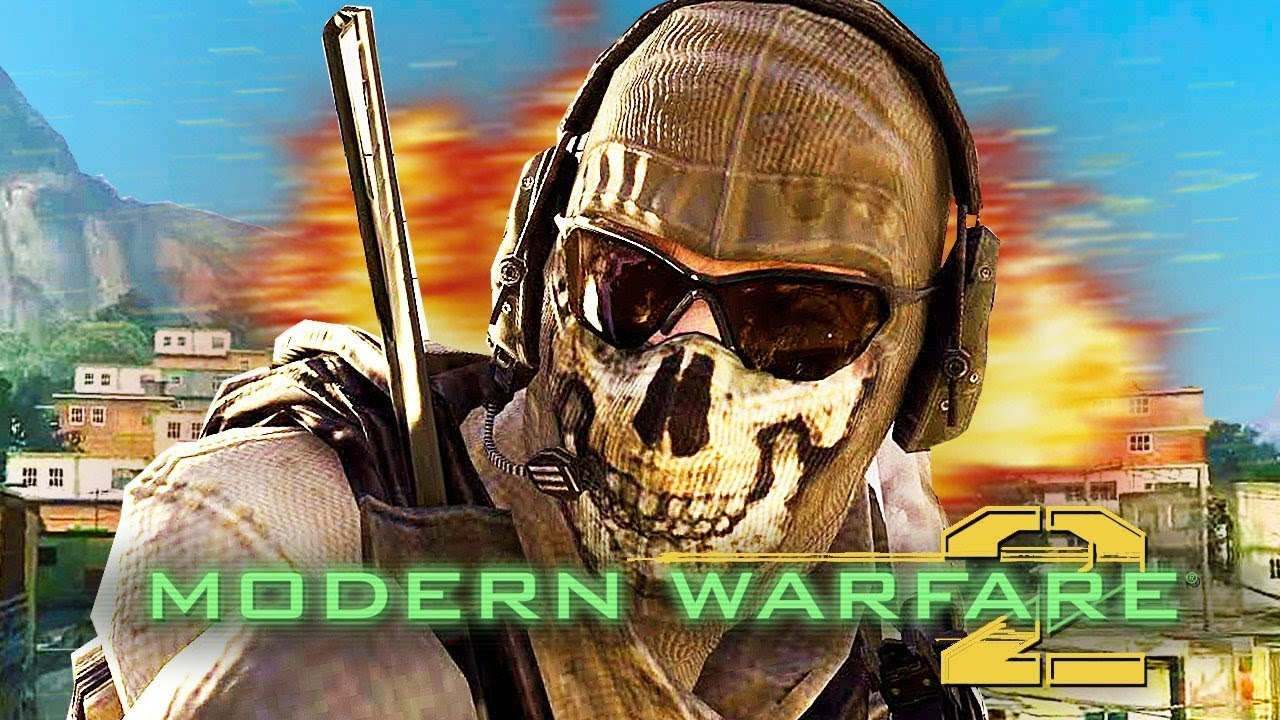 MW2 ENDET ...  + video