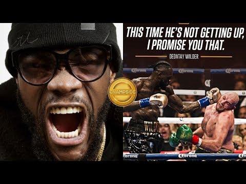 Deontay Wilder Shuts Down Anthony Joshua & Warns Tyson Fury! (FULL MEDIA CALL)