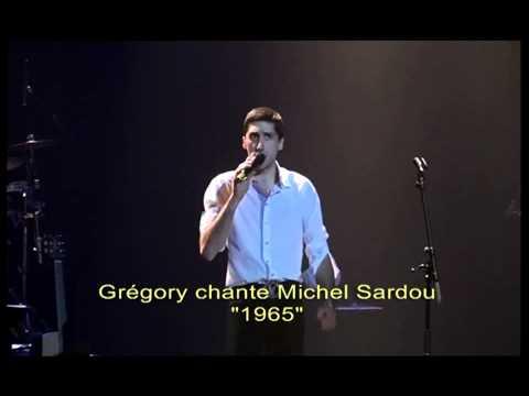 Grégory Perrier - 1965 (Michel Sardou)