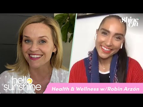 Reese Witherspoon & Robin Arzón Chat About Health & Wellness In Quarantine   Heal #withme