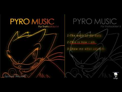 Pyro The Cat  Original OSTs