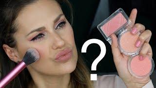 Makeup für Anfänger  | Rouge richtig auswählen & auftragen