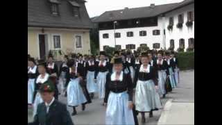 GTEV D´Staufenecker Piding  2006, Auftanz und Plattler