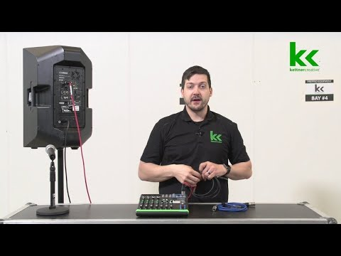 How To Setup A Sound System