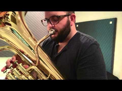 Uptown Funk (Euphonium Loop) - Tubavisionary