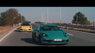 Porsche Driving Experience 2018 Macedonia - OFFICIAL MOVIE