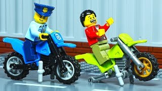 Lego City Police Robbery Chase