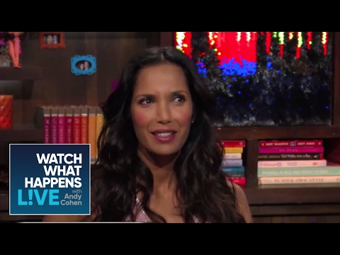 Padma Lakshmi Would Flash Her Boobs for Gail Simmons  Top Chef  WWHL
