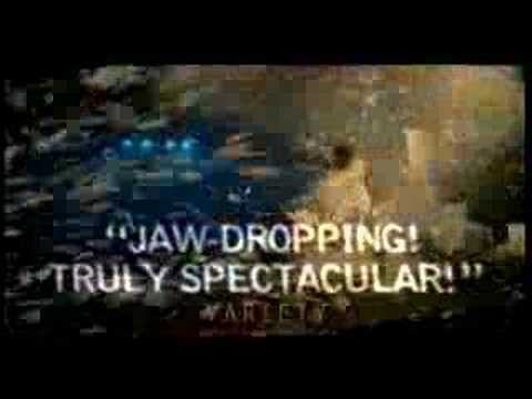 FUERZA BRUTA: LOOK UP TV Commercial