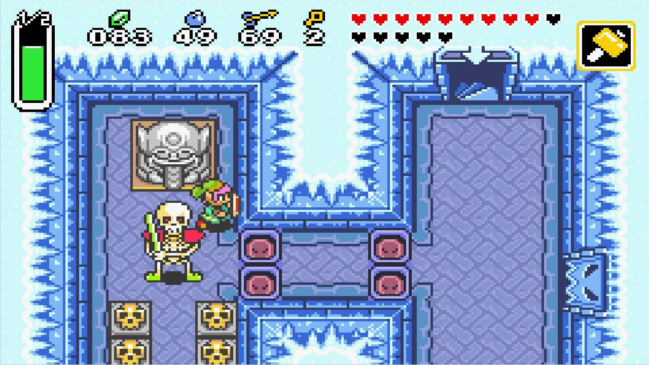 link to the past blue mail