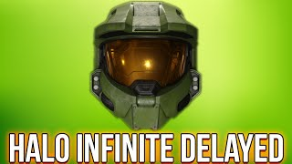 Halo Infinite Has Been Delayed And The Xbox Series X To Launch In November