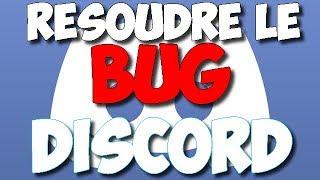 TUTO: Discord ne s'ouvre plus ? TUTORIEL TRES SIMPLE ! (Bug Discord)