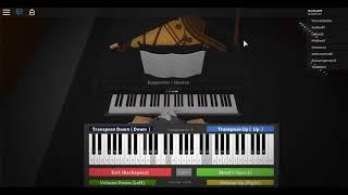 Roblox Klavier | Selena Gomez, Marshmello - Wölfe