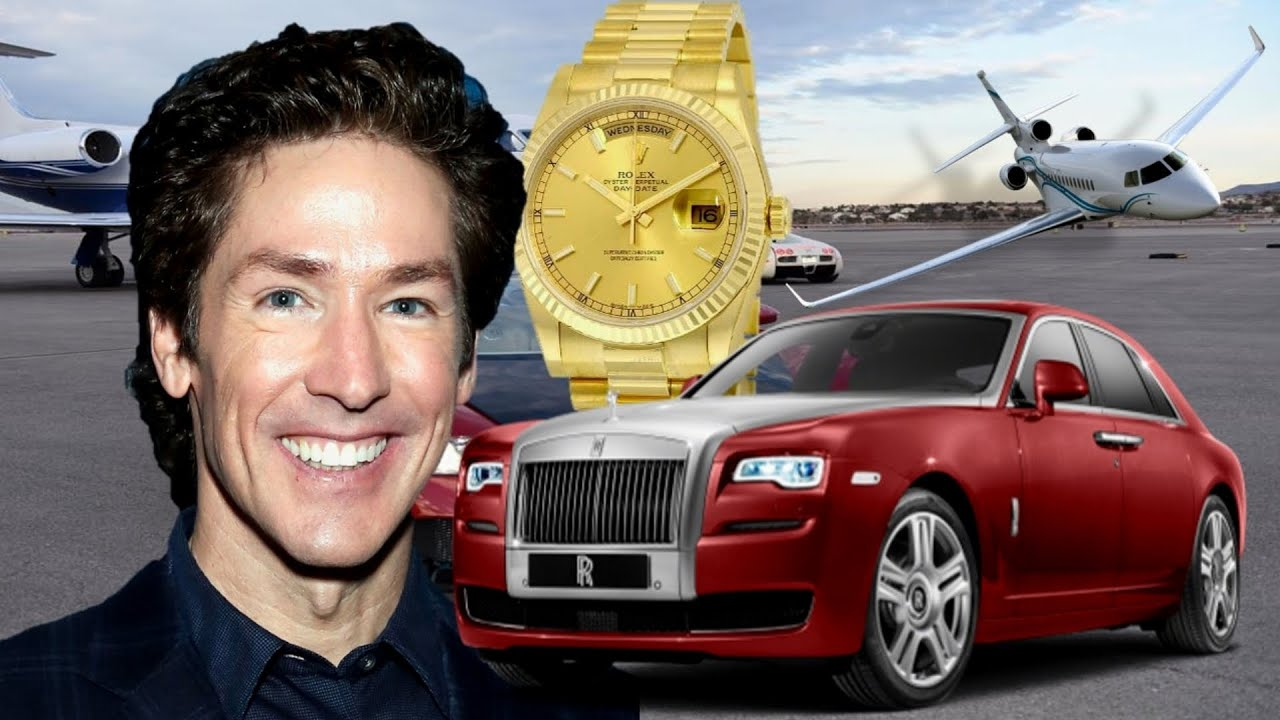5 expensive things ownedjoel osteen - youtube