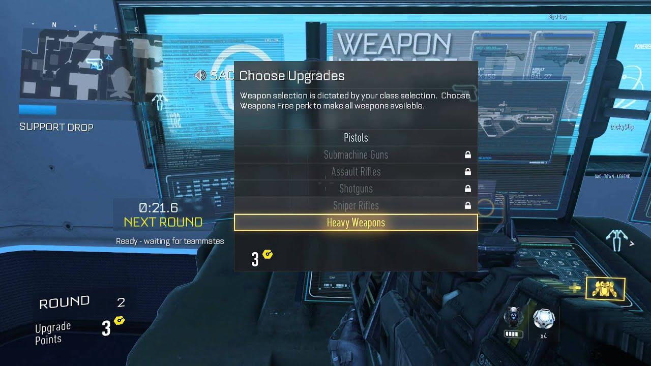 call of duty advanced warfare exo survival horizon map