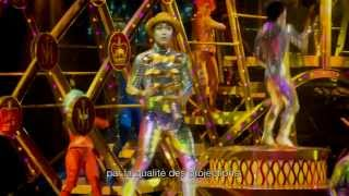Michael Jackson ONE produced by Cirque du Soleil  | Playfulness