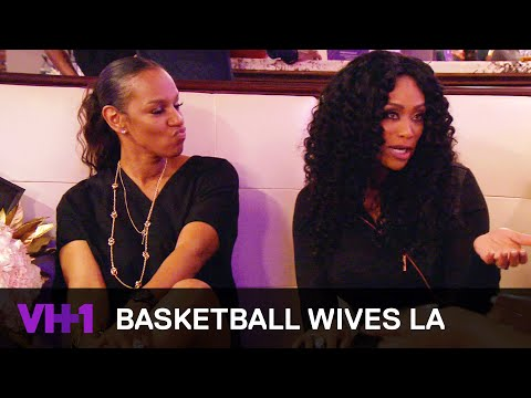 Basketball Wives LA | Jackie Christie To Malaysia Pargo: I Adore You | VH1