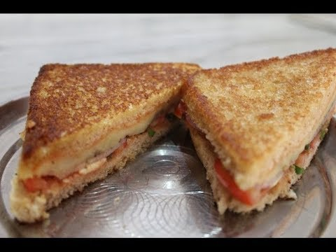 Spicy Potato Sandwich  How to make Potato Sandwich at home  Indian Sandwich Recipe