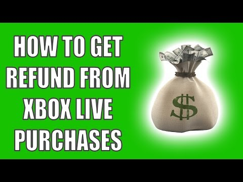 How To Get A Refund On Xbox Live (How To Dispute A Charge On Xbox Live) 2019-2020